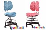 Детское компьютерное кресло Fundesk SST6 Pink, Blue, цвета в ассорт.