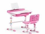 Комплект парта и стульчик Evo-Kids Evo-17, цвета в ассорт.