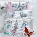 Комплект постельного белья Tag Romantic 150х220