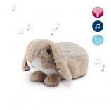 Кролик Ночник-Проектор звёздного неба Zazu RUBY с успокаивающими мелодиями, ZA-RUBY-01