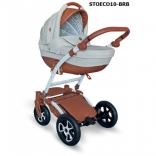 Детская коляска Tutek Torero Eco, цвета в ассорт.