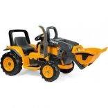 Экскаватор Peg-Perego DEER CONSTRUCTION Loader 12 v, OR 0088