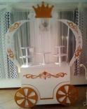 Кенди бар 190х138 см, на колесах