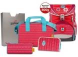Ранец с наполнением DerDieDas ErgoFlex 800 Цветы, 8405048