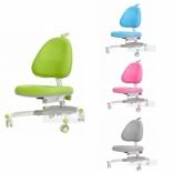Детское кресло FUNDESK Ottimo Grey, Blue, Pink, Green, цвета в асорт.