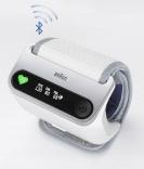 Автоматический тонометр на запястье с Bluetooth Braun iCheck 7 BPW4500
