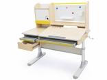 Детский стол Mealux Toronto, Evo-650, серый
