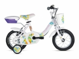 Велосипед Bottecchia 12 GIRL COASTERBRAKE, белый