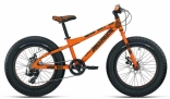 Велосипед Bottecchia 20 FAT BIKE ALU WILD BOY 7S, оранж