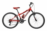 Велосипед Bottecchia 24 MTB 18 S BOY, красный