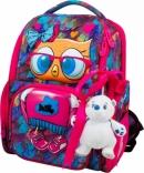 Школьный рюкзак De lune с сумкой для обуви подарком, 11-025