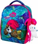Школьный рюкзак De lune с пеналом и подарком, 7-148
