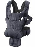 Рюкзак Baby Bjorn Carrier Move (Anthracite, Mesh), серый (антрацит)