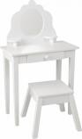 Детский туалетный столик Medium Vanity and Stool Kidkraft 13009