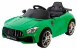 Дитячий електромобіль Siker Cars 998A зелений