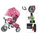 Велосипед Profi Trike M0217 EVA Foam Pink with flowers