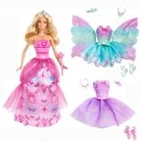Кукла Barbie в сказочных костюмах